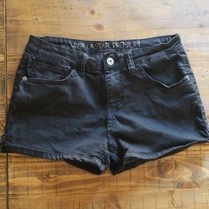 Girl's Vanilla Star Premium Soft Denim Shorts